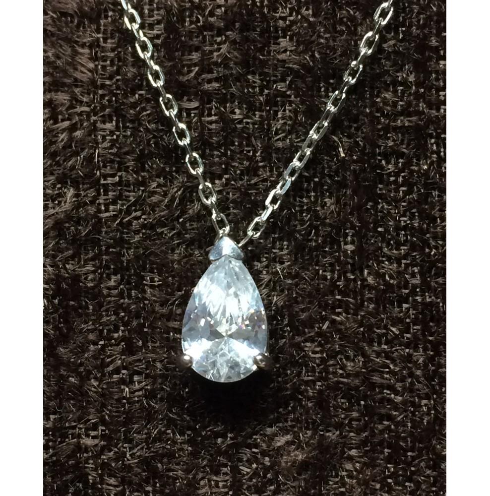 Pendentif or et perle de tahiti