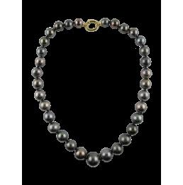 Collier de perles de Tahiti...