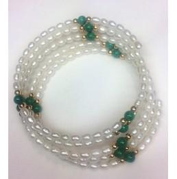 Bracelet perle de culture...