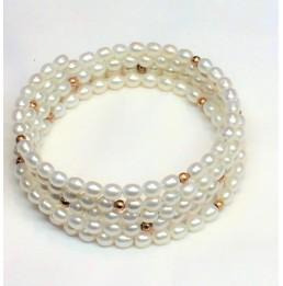 Bracelet perles de cultures...